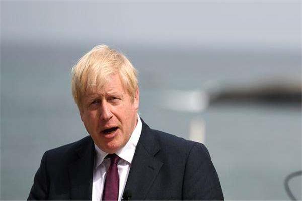 约翰逊否认渎职,英国首相约翰逊,英国首相否认渎职,鲍里斯·约翰逊