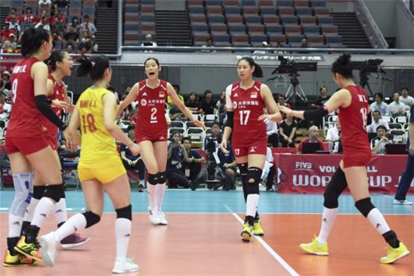 中国女排十一连胜,中国女排,中国女排3比0阿根廷,中国女排3比0战胜阿根廷