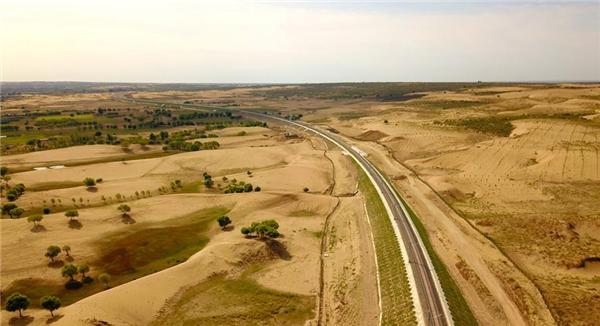 浩吉铁路开通运营,浩吉铁路开通,浩吉铁路