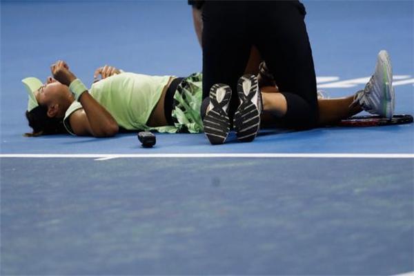 王蔷因伤退赛 小腿抽筋严重告别中网,世界排名或将跌出前20