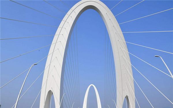 新首钢大桥建成通车,新首钢大桥通车,新首钢大桥