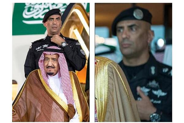 沙特国王贴身保镖遭枪杀,沙特国王保镖遭枪杀,沙特国王贴身保镖被枪杀