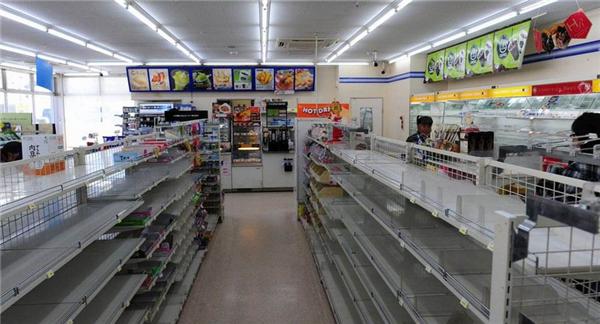 日本掀起囤货浪潮,日本囤货浪潮,日本消费税上调