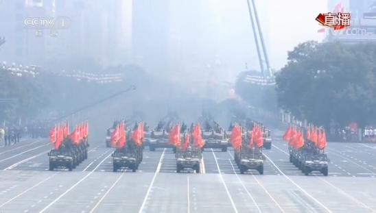 2019阅兵,2019阅兵战旗方队,国庆大阅兵,70周年大阅兵