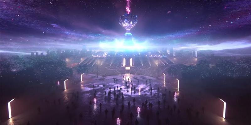 LOL英雄联盟S9全球总决赛主题曲MV同步公布 斩断疑虑,直面未来