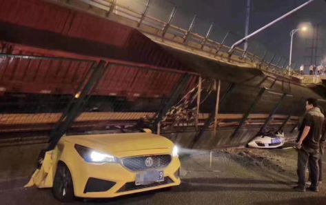无锡高架桥坍塌侧翻事故致3死2伤 真正垮塌原因竟是这样