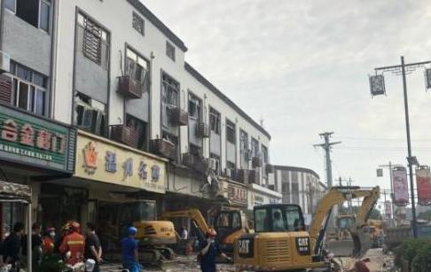 祸不单行,无锡小吃店爆炸致6人死亡