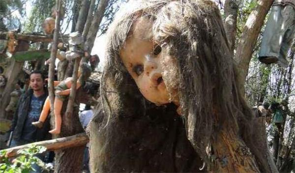 墨西哥娃娃岛,世界上最恐怖的岛
