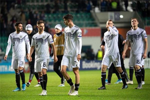 欧预赛德国3-0 京多安成功打破僵局立功