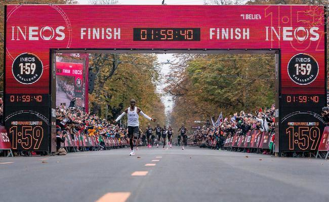 马拉松首次跑进2小时人类历史世界纪录!这是什么概念?到底有多难?