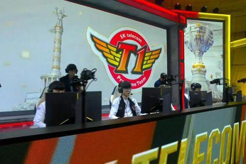 LOL,S9全球总决赛,SKT vs RNG