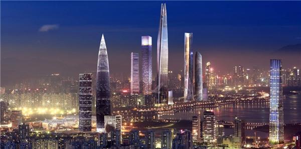 全球最富有城市排行榜出炉,我国四座城市杀进前20