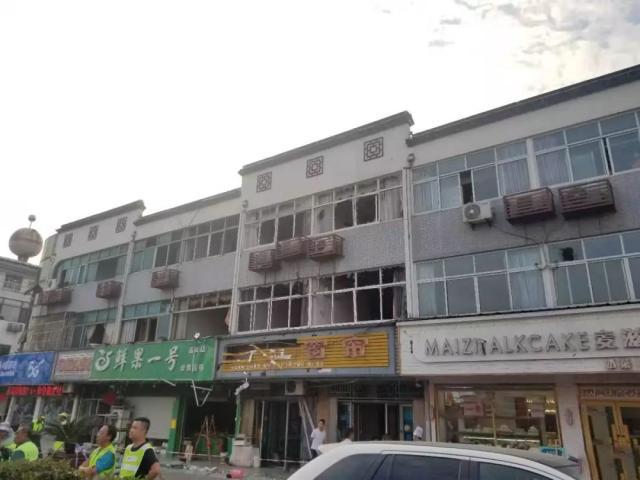 无锡小吃店燃气爆炸最新消息通报 目前已致9死10伤