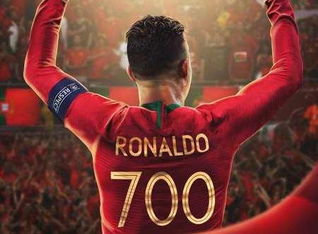 欧预赛C罗获职业生涯第700球 英格兰6-0完胜保加利亚