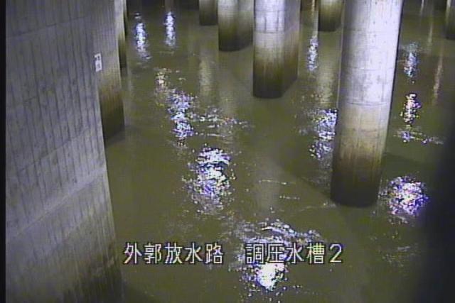 揭秘东京地下神殿 日本东京全靠它来免于洪灾