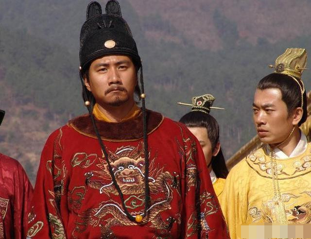 朱元璋亲手给朱棣剥橘子 其母听到后却让朱棣快逃