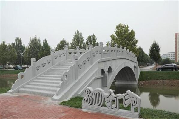 3D打印赵州桥 河北工大成功创下三项世界纪录