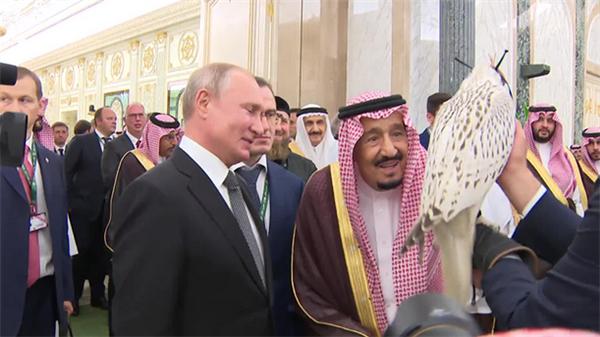 时隔12年普京再访沙特,收获近百亿美元大单