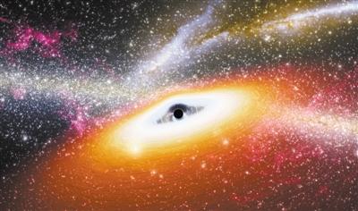 """第九大行星是哪个?科学家猜测太阳系""""老九""""是个黑洞"""