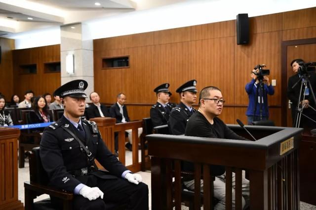 孙小果案再审开庭审理 19名涉案人员移送审查起诉