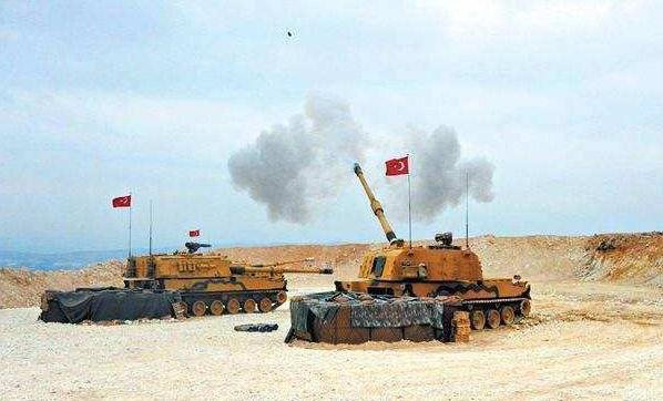 俄罗斯土耳其保持密切接触,和平之泉军事行动交火升级