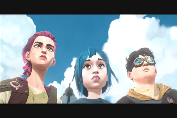 LOL英雄联盟新动画Arcane预告公布 预计2020年播出