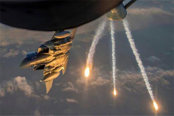 土耳其仆从武装逼近美军 美军出动战机震慑驱离