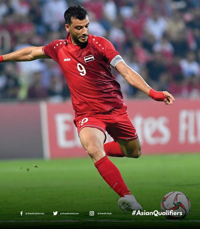 世预赛,世预赛叙利亚,世预赛叙利亚5连胜,世预赛12强资格