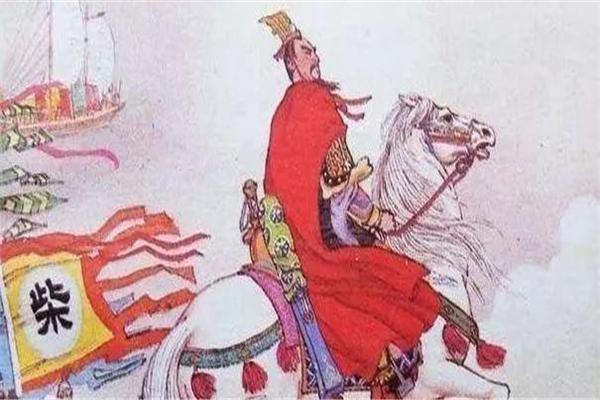 史上最会打仗的皇帝,最会打仗的皇帝,柴荣