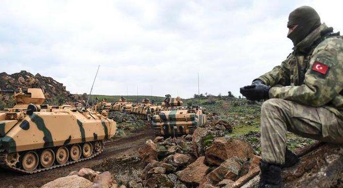 库尔德武装撤离土叙边境,叙利亚政府要求土耳其停止侵略