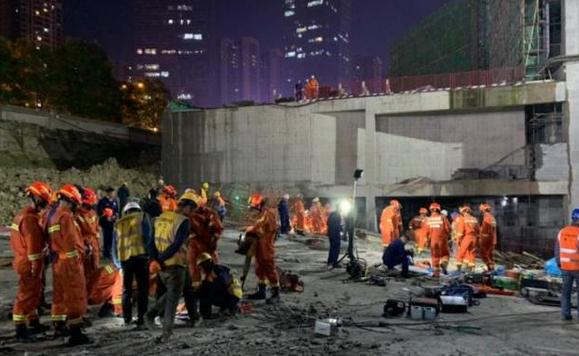 贵州工地垮塌事故致8死,贵州垮塌事故致8死,贵州垮塌事故