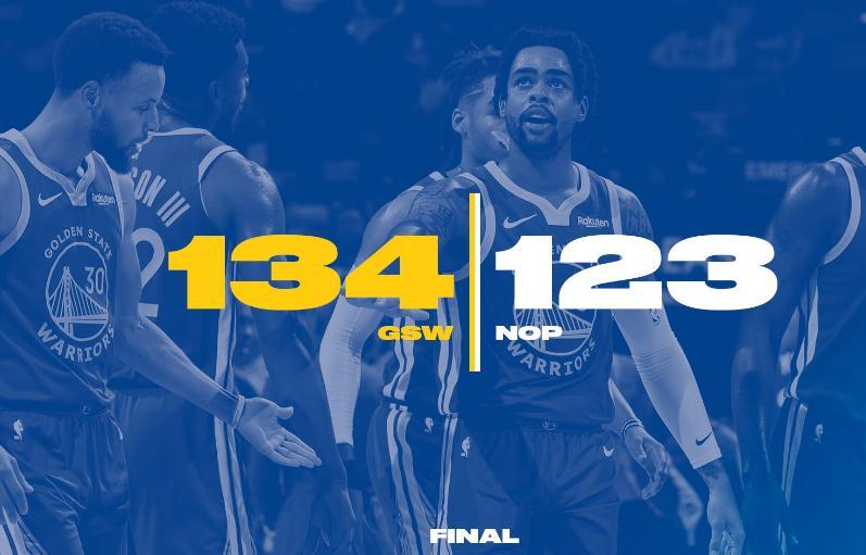 NBA常规赛勇士赛季首胜 卫冕冠军能站稳脚步吗?