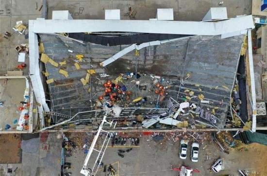 广西百色0776酒吧坍塌事故造成6死87伤 事故原因调查结果公布