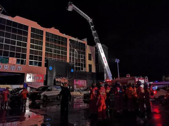 廣西百色0776酒吧坍塌事故造成6死87傷 事故原因調查結果公布