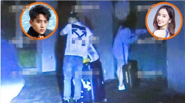 娄艺潇被拍与神秘男子同返家中 陈若轩否认恋情