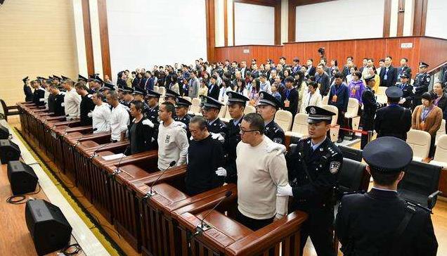 孙小果涉黑案件最新进展,一审获刑二十五年
