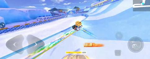跑跑卡丁车手游雪国历险记怎么做,跑跑卡丁车手游冰山极速宝箱位置一览