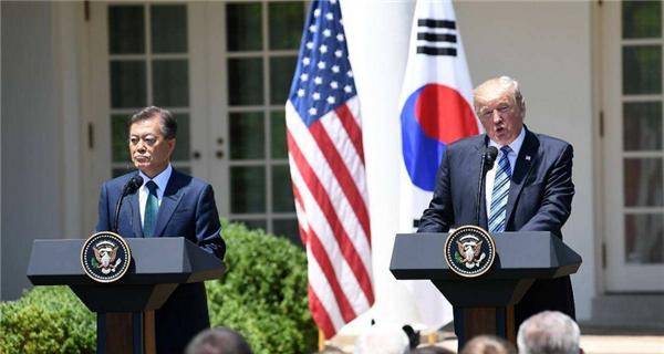 美国再向韩国施压,美国上调军费分摊比例,美韩军费协议