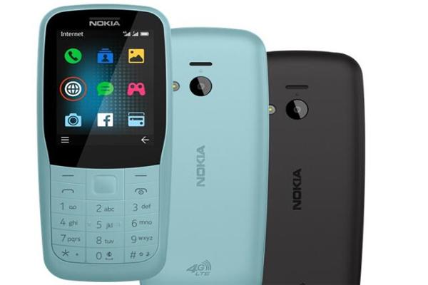 诺基亚220 4G手机在英国正式开售 待机时长可达27天