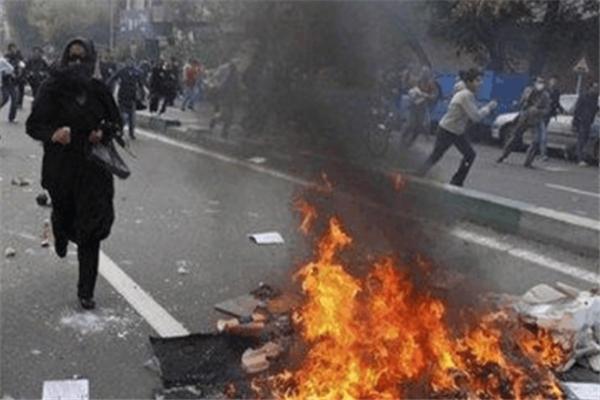 伊朗内乱再度升级,伊朗内乱,伊朗内乱升级