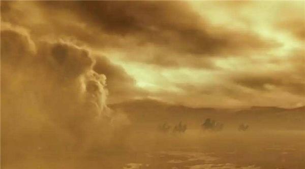 沙尘暴是怎么形成的,沙尘暴成因及措施,沙尘暴是怎么引起的