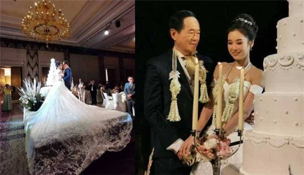 富翁砸2000万娶妻,新娘年龄比他小50岁