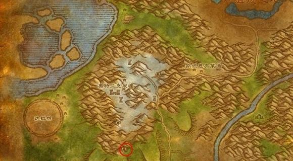 奥特兰克山谷怎么去,奥特兰克山谷进入方法,魔兽世界怀旧服奥特兰克山谷