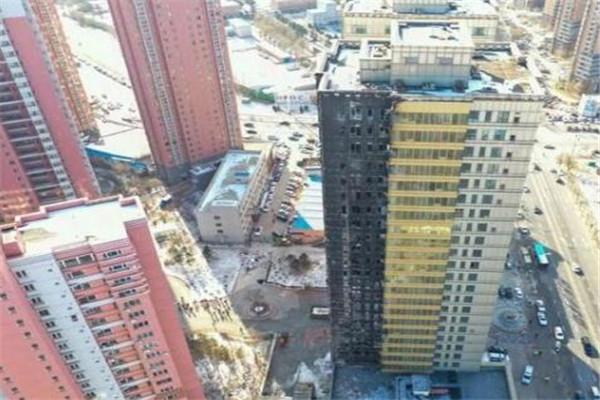 沈阳高楼大火是怎么回事 沈阳高楼大火原因曝光