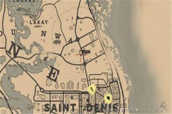 荒野大镖客2圣丹尼斯,荒野大镖客2圣丹尼斯怎么刷马,荒野大镖客2圣丹尼斯刷马攻略,荒野大镖客2圣丹尼斯刷马方法