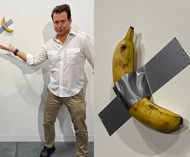 一根香蕉卖12万美元,有钱人的世界我们真的不懂