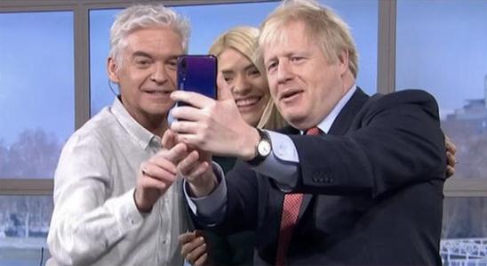 英首相用华为自拍,美国媒体反而先急了