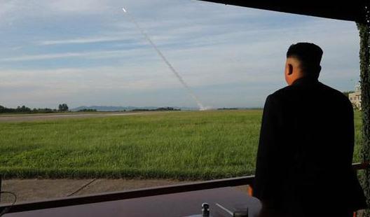 朝鲜进行重大试验,宣称将改变其战略地位