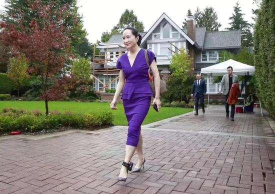 孟晚舟已被加拿大无理拘押一年 外交部敦促释放孟晚舟