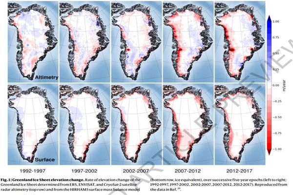 格陵兰岛冰层消融是怎么回事 格陵兰岛冰层消融后果是什么